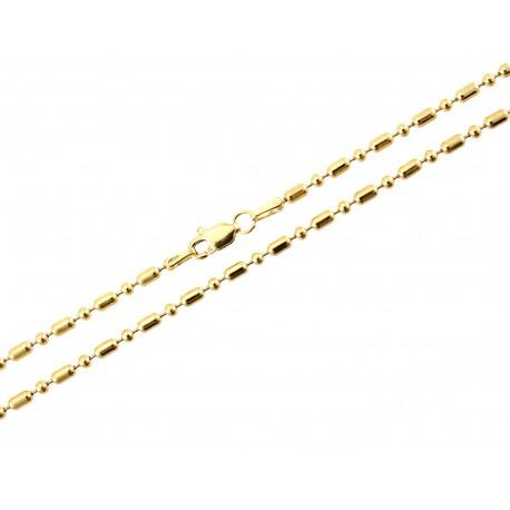 14K Arany-diffúziós Lánc 45 CM