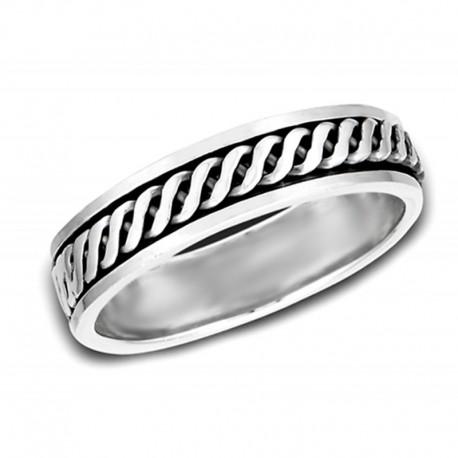 Ezüst Női Pörgethető Gyűrű